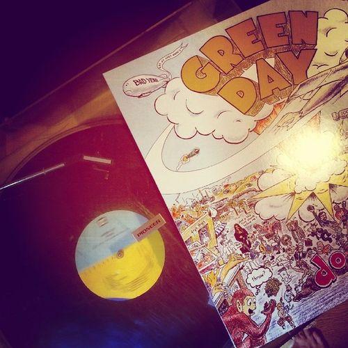Greenday Dookie Vinyl Punkrock 90 vintage