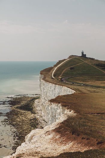 Beachy Head Beachyhead Cloud - Sky Coastline Holiday Horizon Over Water Idyllic Landscape Nature No People Non-urban Scene Outdoors Remote Rock - Object Scenics Sea Shore Sky Summer Tranquil Scene Travel Water The Great Outdoors - 2016 EyeEm Awards The Great Outdoors With Adobe