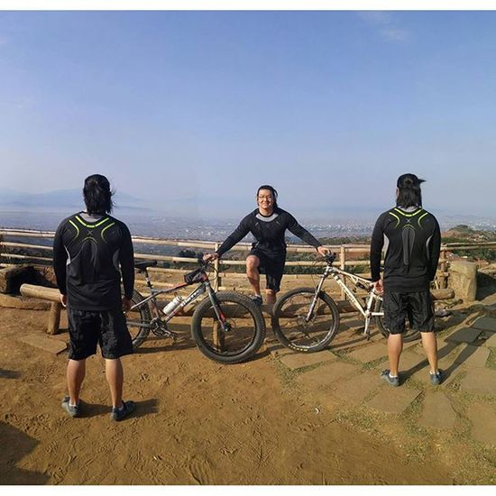 Which one? Bicycle Fatbikes Fatbike Polarbottle united grind dominate folker val 2015 puncakbintang bukitmoko lg g4 lgg4 lg_g4 🚲