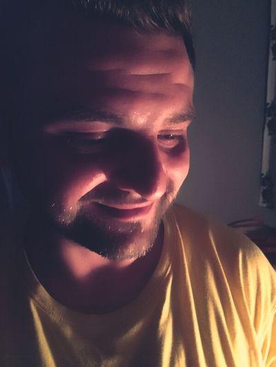 Me Shadow Self Portre
