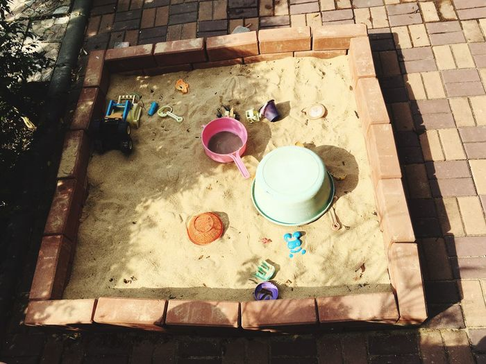 DIY sandbox at home DIY Sandbox