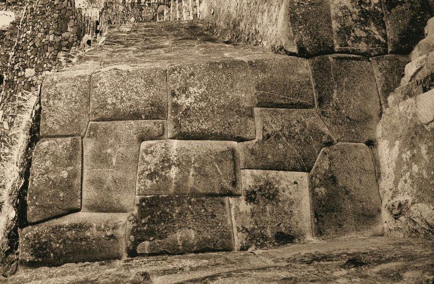 Peru Inca Stonework
