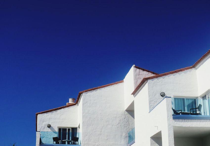 Blue Sky Building Exterior Architecture Built Structure Building My Best Travel Photo