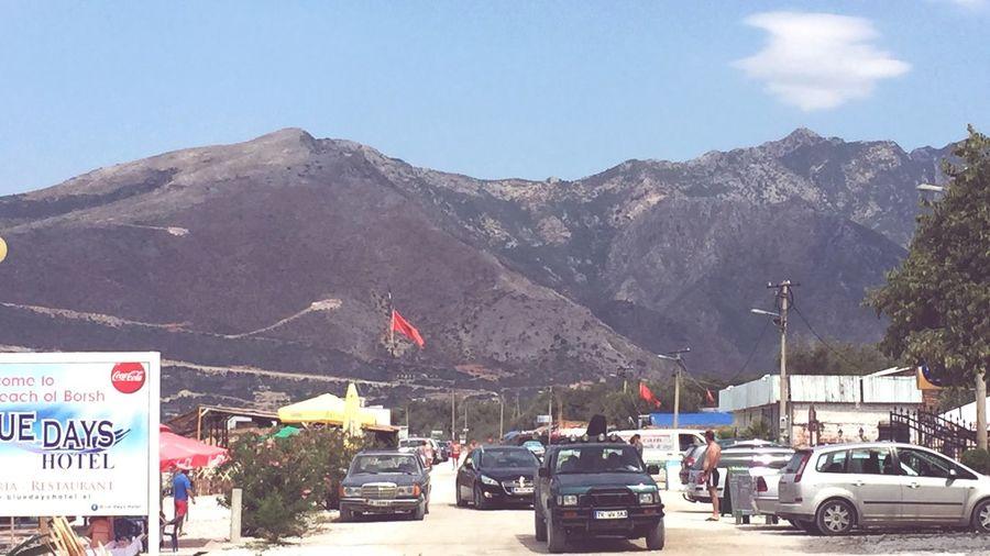 Albania Beach Sommer