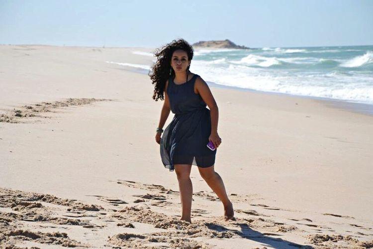 First Eyeem Photo Africa African Beauty Ocean Atlantic Ocean Dakhla Girl