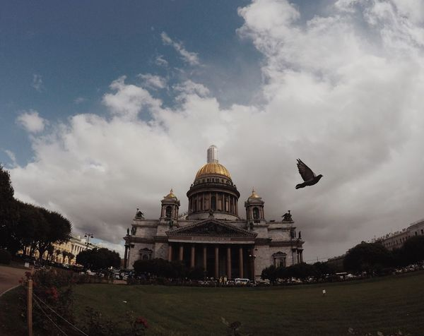 Architecture Famous Place History Saint-Petersburg Isaac's Cathedral First Eyeem Photo