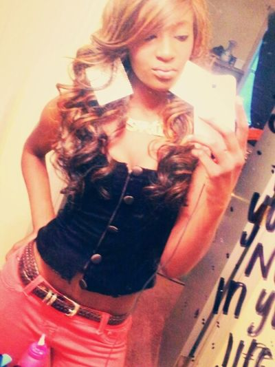 Tell Me When Its Going Down ' I'm Deff Showing Uhpp <3