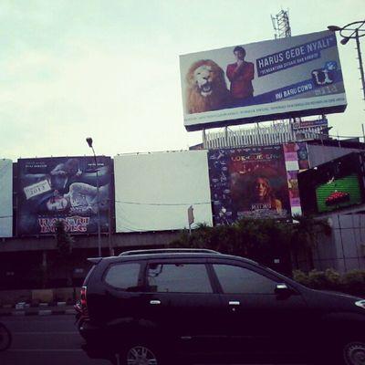 Bginilah bioskop indonesia IndoCinema Instacinema Instamovie IndoMovie instamood instagood instadaily jakarta instajakarta indonesia way car