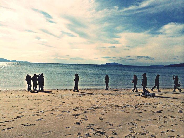 Sea Beach Shooting