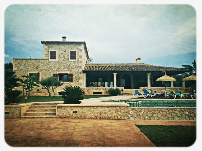 Our finca in Mallorca. Hanging Out Working Place Chilling