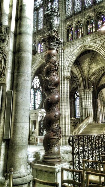 Hello ❤ Basilique De Saint-Denis Old Architecture Paris ❤ Sculpture Historical Monuments Saint-Denis France
