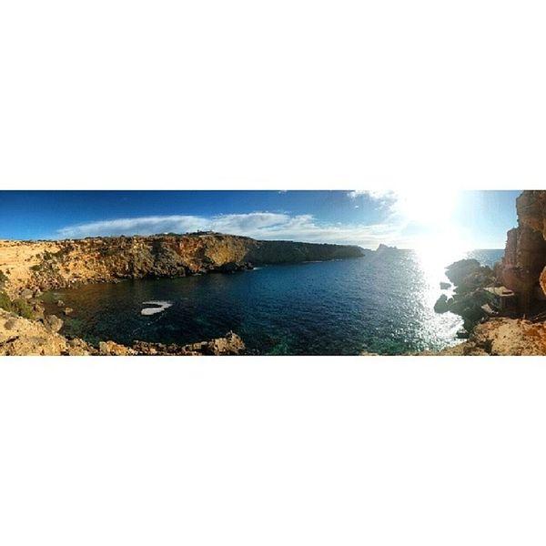 Calacompte Paisaje Ibiza
