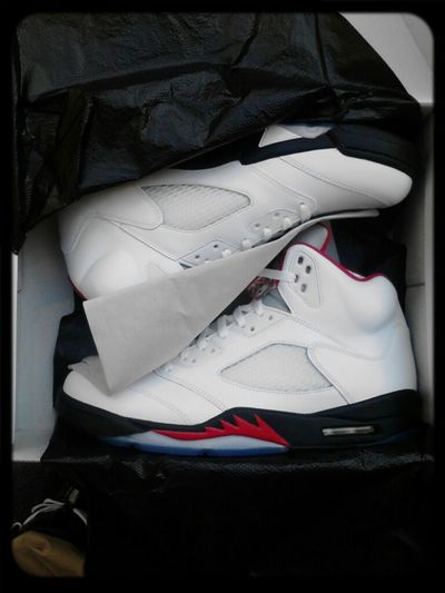 Fire Red 5's
