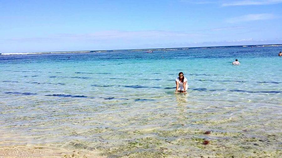 INDONESIA Bali Pandawabeach Sea And Sky Travel Travel Photography Beachphotography Islandlife Islandgirl Wanderlust