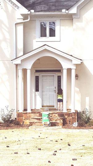 Window Girlscoutcookies Girlscouts Doortodoordelivery