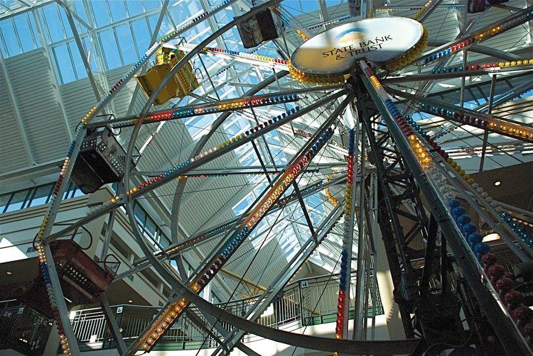 Ferris Wheel Indoors  Amusement Ride Activity