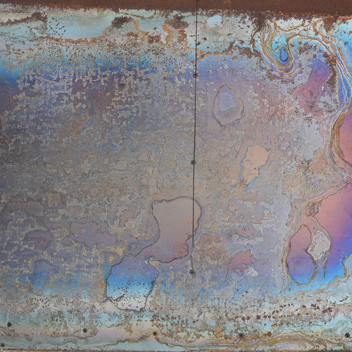 Abstract Aged Art Background Blank Blue Brass Bronze Brown Closeup Copper  Design Element Gray Green Grunge Grungy Industrial Industry Iron Liquid Mechanic Metal Metallic Old Oxidation Oxide Oxidized Patina Plate Retro Rust Rusty Steampunk Steel Surface Texture Vintage Weird Yellow Corrosion Blue Vitriol Color Copper Sulphate Fantastic Pattern Rusted Surreal Surrealism