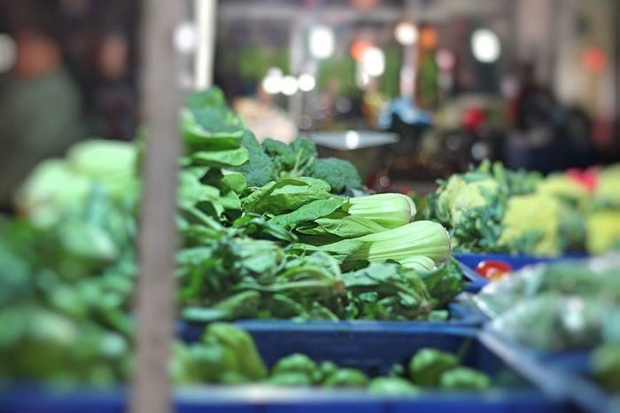 Indonesia Traditional Market Green Vegetables Traditional Market Market Pasar Tradisional Pasar Sayuran Sehat Sayuran Segar Fresh Vegetable EyeEm Selects EyeEm