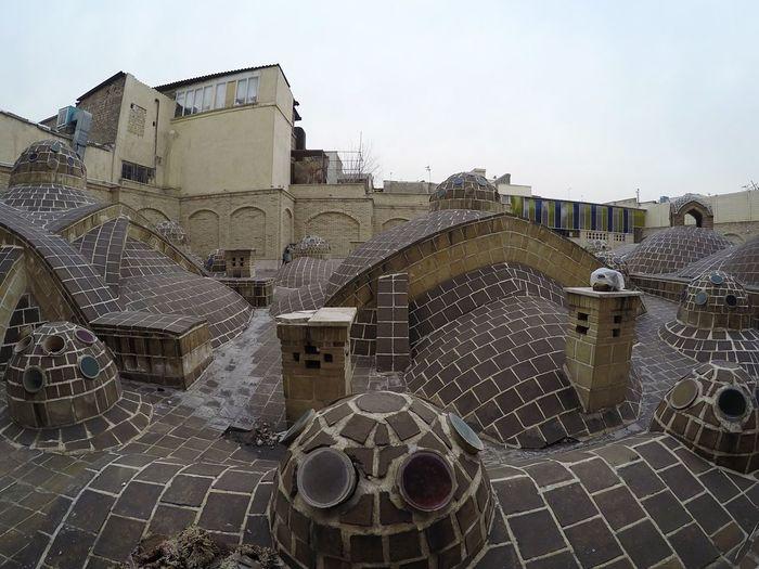 Outdoors Building Exterior Built Structure Architecture No People Day Film Geysar Hammam Navab Tehran Iran