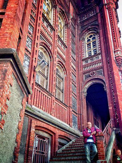 Gezgin İstanbul'da... Old Architecture