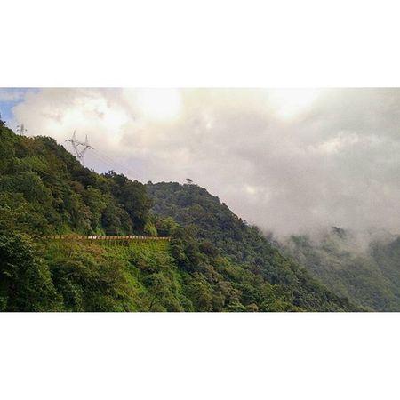 Instasize Incredibleindia GhatRoad Road Wayanad Choram Thamarasserychuram GodsOwnCountry Mist Monsoon Keralatourism Kerala