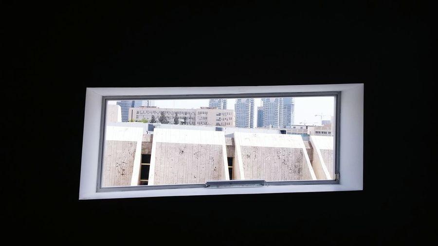 Window City Tel Aviv Tel Aviv Museum Of Art A Window Can Lead To Many Places