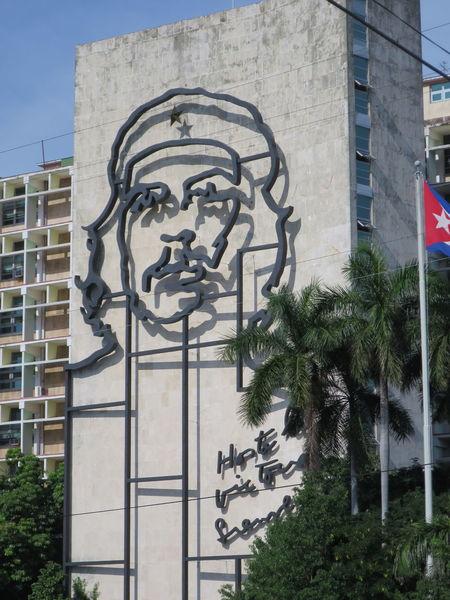 Architecture Building Exterior Built Structure Che Guevara City Cuba Cuba Collection Day Growth Havana Havana Cuba Nature No People Outdoors Sky Sunlight Tree