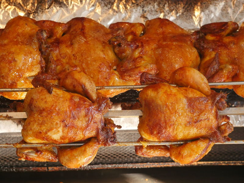 Broiler Chicken Close-up Day Fast Food Food Food And Drink Freshness Gourmet Grilled Indoors  Meal Meat No People Ready-to-eat Roast Chicken Roasted Snack Unhealthy Eating