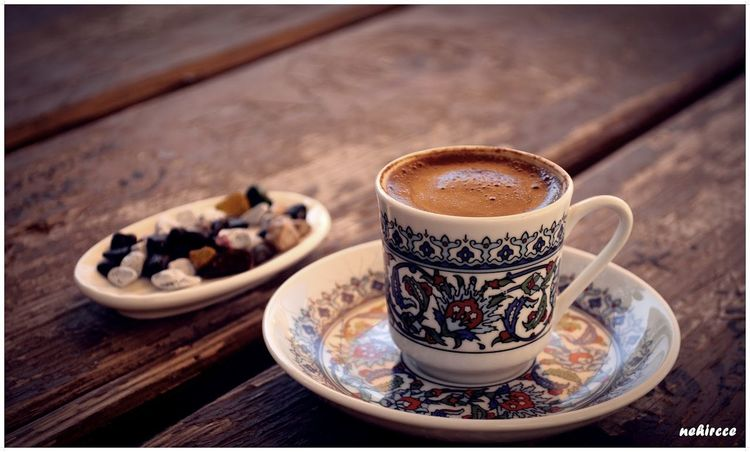 🍔Food&Drink🍕🍟🍹🍡 Turkish Coffee ♥ Yummy♡ Beauty