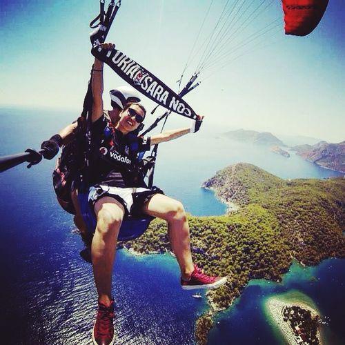 Sky Eagle Extreme Sports Air Fly Wonder Fethiye Babadag Oludeniz 1700mt Turkey