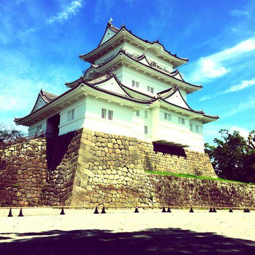 Japanese Traditional Japan Castle Odawara Castle / Japan