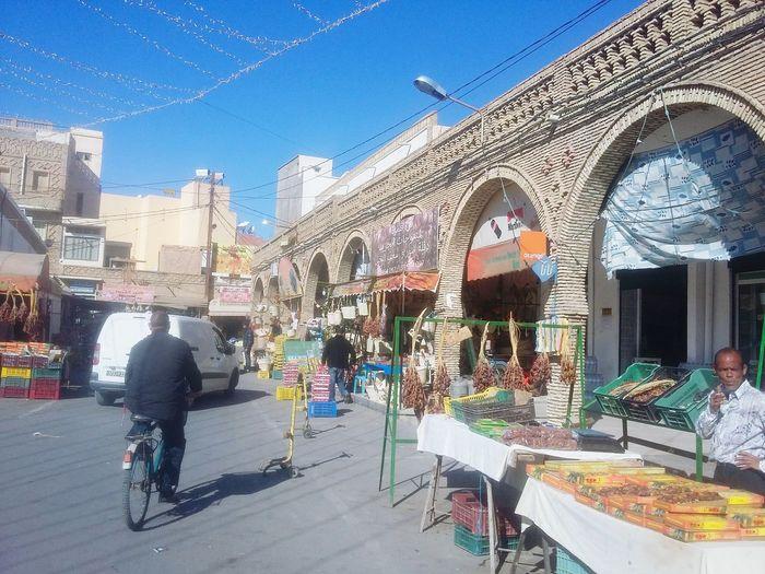 Architecture Outdoors Arabic Style Arabic Culture Medina Travel Destinations Souk Tunisia