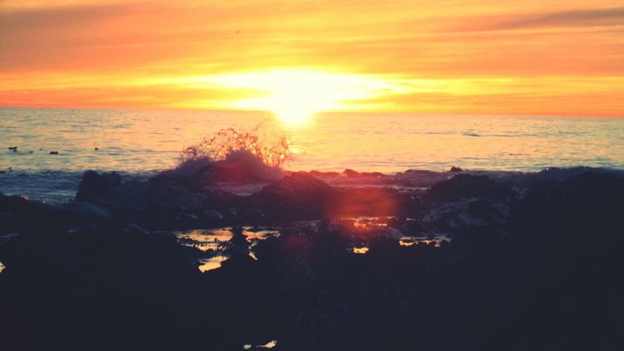 In seapoint, I feel like my photography's catching on. How beautiful? Being A Beach Bum Sea Enjoying The Sunset In Heaven
