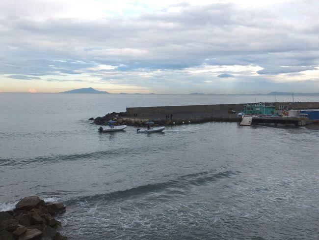 View over Capri 🙆 Sorrento, Italia LastYear Speedboattour Memories