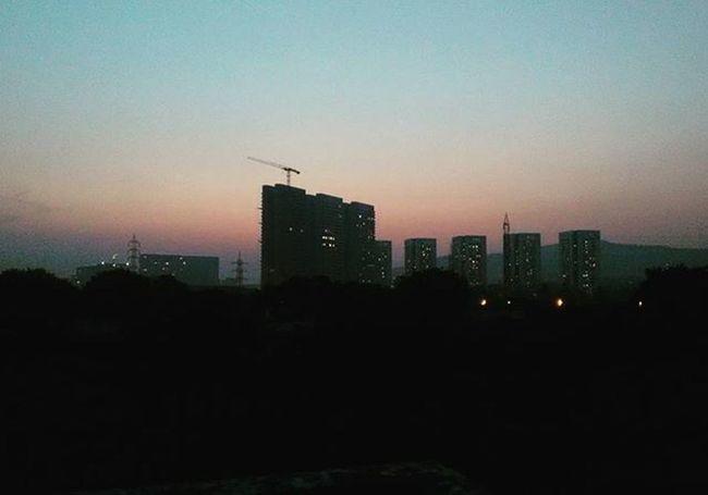 Sunsets be like300 Mumbai_uncensored
