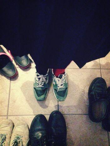 Legs Socks Shoes