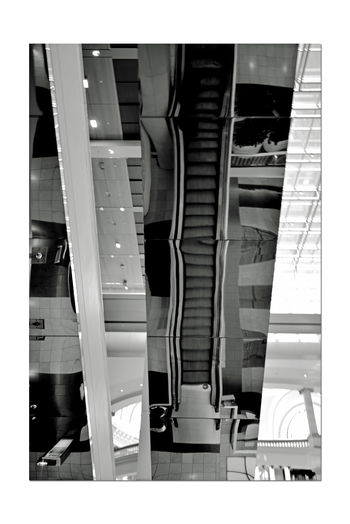 The Westfield San Francisco Centre 16 The Architect - 2016 EyeEm Awards Upscale Urban Shopping Mall Open 1991 Floors & Escalators Interior Design Geometric Patterns Pattern Pieces Shapes And Patterns  Lines And Angles Shapes And Textures Reflected Glory Reflection Reflection_collection Mirror Reflection Urban Photography Architecture Architectural Detail Architecture_collection Monochrome Black & White Black And White Black And White Collection  Black And White Photography Bnw_friday_eyeemchallenge Best Of Stairways