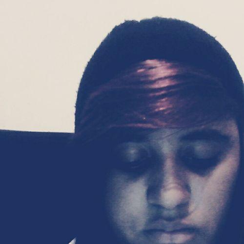Me sentindo cansada