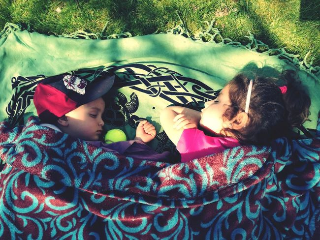 Niece and Nephew taking a nap on a sunny sunday, under our big and magical tree💙❤ Niece 💕 Nephew ♡ MYeverything Underthetree Garden Photography Springishere Sunday Sunnyday☀️ Tiredbabies This Is Family Child Childhood Bed Girls Relaxation Happiness Lying Down Cute Sleeping Wrapped In A Blanket Wrapped Napping Sibling At Home Brother Sister