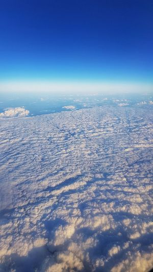 Clouds Flying