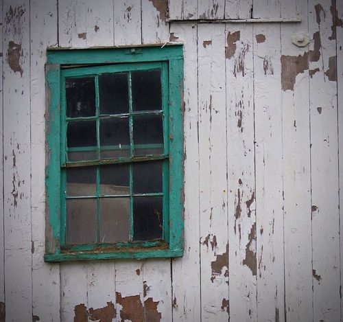 I Saw A Crooked Window ... The window of an decrepit farm building unevenly settles into old age in Ellington, Connecticut. Window Architecture Building Exterior Built Structure Damaged Window Frame Weathered Green Color No People New England  Connecticut Outdoors Architecture Old Buildings EyeEm Abandoned Farm Barn