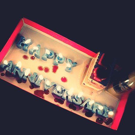 Happy 5th Anniversary L, Dear Love. :)
