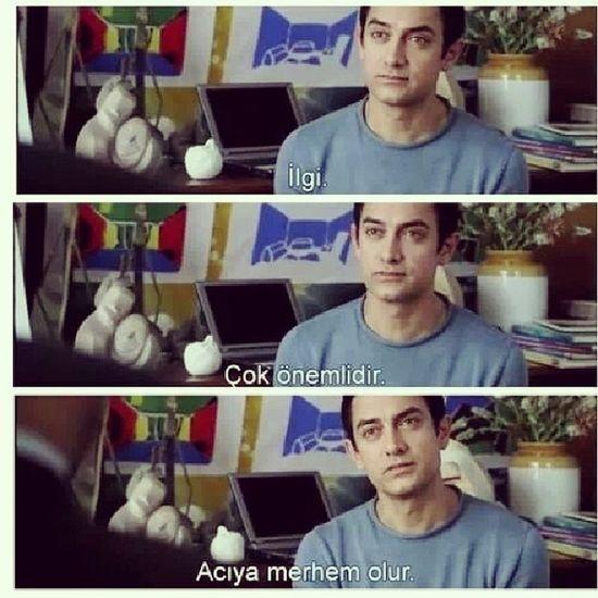 Aamirkhan Ilgi çokönemli ??