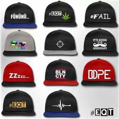Fashion Design Eqt Cap #basecap #kopfsache