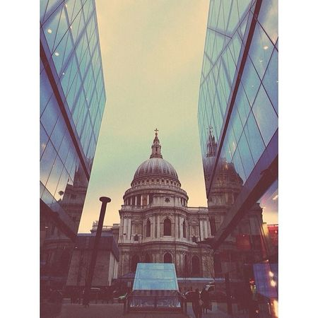 St Paul's from New One Change Pictapgo_app Love Tweegram Instagood photooftheday iphonesia instamood igers instagramhub picoftheday instadaily bestoftheday igdaily instagramers webstagram follow statigram life vscocam