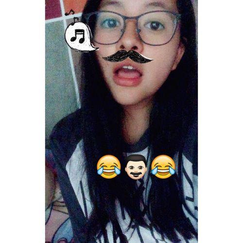 Hahaha smile Happiness Girl Mexican Girl Funny Faces ImSoHappy Hahahaha 😂😂😂😂😂 Sonrie