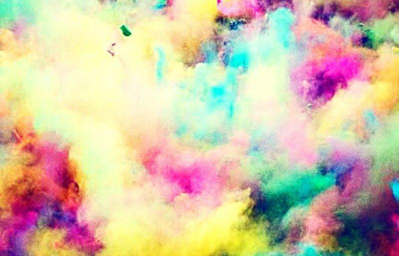 Colors Clouds 😚😋