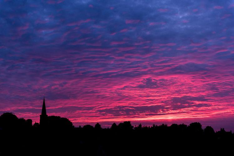 Atmosphere Atmospheric Mood Cloud - Sky Cloudscape Darksunset Dramatic Sky Glowing Moody Sky Sky Sunset