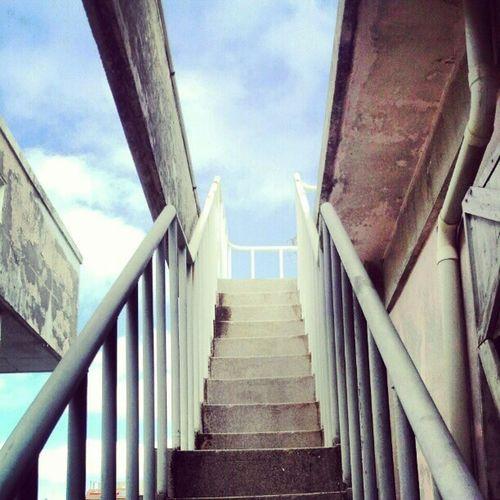 Okinawa Home Sweet Home Stairs To Heaven Heaven?