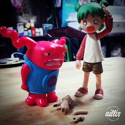 Boov Home Dreamworks Animation แกล้ง Duralumin ของน้องโยจัง Yotsubakoiwai เศร้าจัง ฮือๆๆๆ